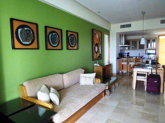 The Grand Mayan Acapulco: Grand Mayan 2 bedroom suite