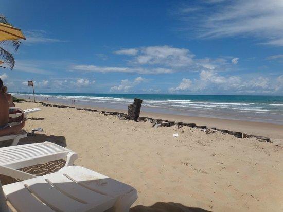 Porto de Galinhas Praia Hotel: Praia