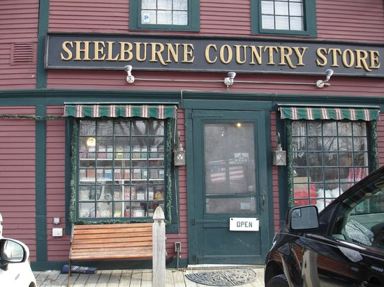 Shelburne, Вермонт: Surprise yourselves!