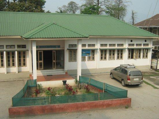 Bhalukpong Tourist Lodge: main office