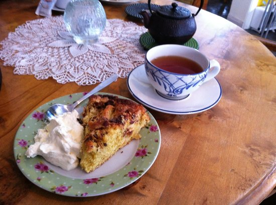Tante Ingers Tehus: Tante Ingers Apfelkuchen