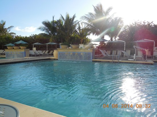 Marriott's Oceana Palms: The Best Pool Anywhere!