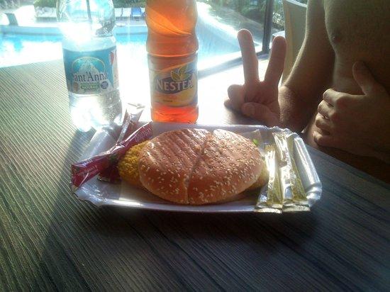 Concorezzo, Italia: pranzo