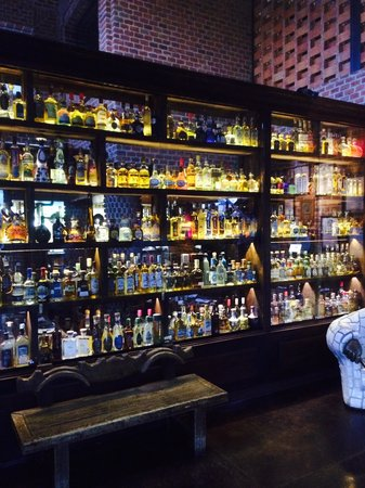 La Tequila: Entrance