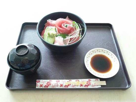 源 空港店, 鉄火丼(¥880)