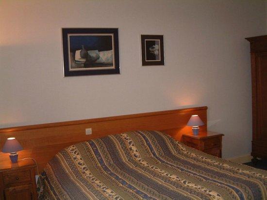 La Maison Aubelle : Gaudrez bedroom