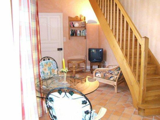La Maison Aubelle : Jardin living room