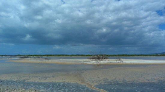 Playa Sucia: distesa di sale
