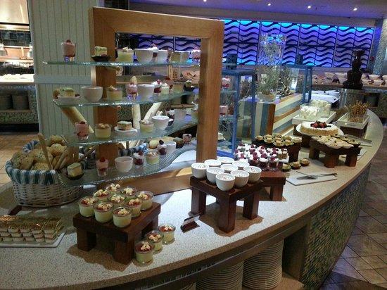La Vista: The dessert bar