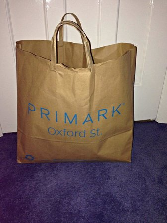 Oxford Street: Shopping bag