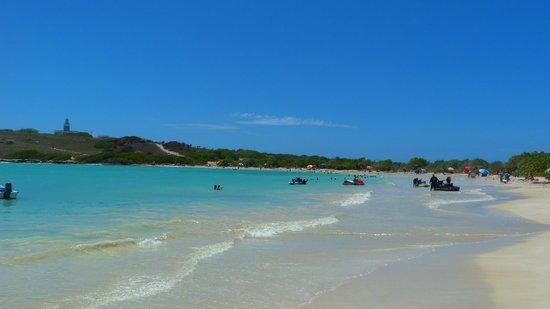 Playa Sucia: bellissima spiaggia!