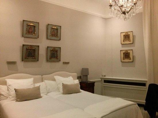 Hotel d'Europe: O apartamento