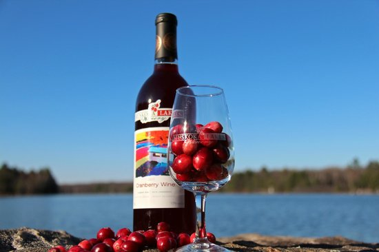 Muskoka Lakes, Canada: Wines that reflect Muskoka