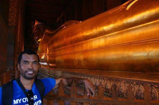 Wat Pho (Tempel des liegenden Buddha): Reclining Buddah