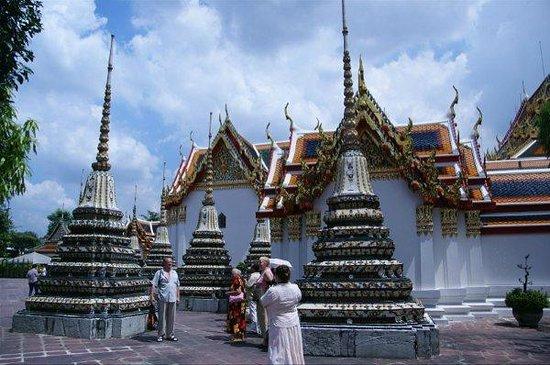 Wat Pho (Tempel des liegenden Buddha): Wat Pho