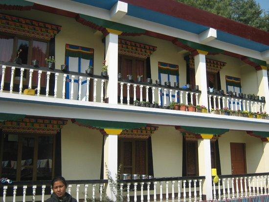Bomdila, Índia: room