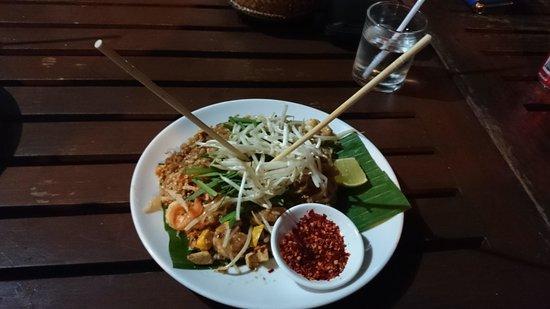 Kin Dee Restaurant: Best Pad Thai ever eaten!