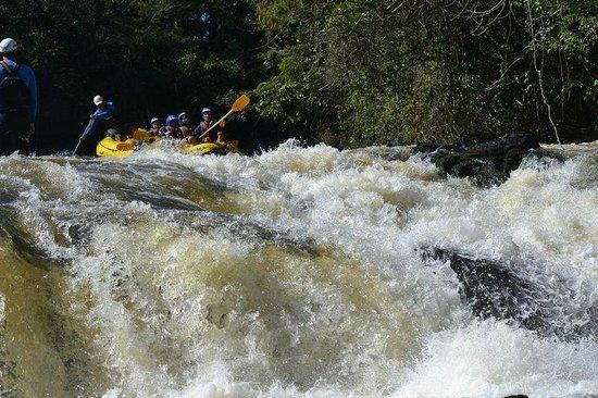 Ecoação Turismo de Aventura : rafting!