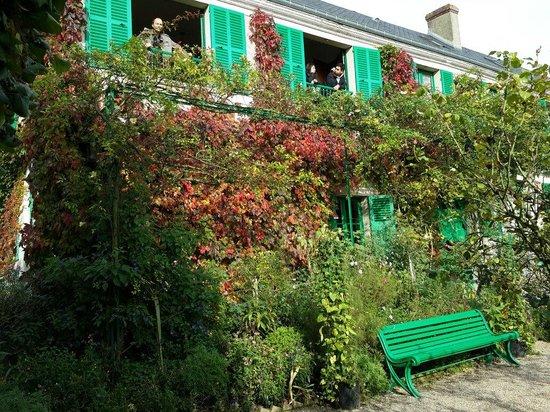 Maison et jardins de Claude Monet : Casa de Claude Monet