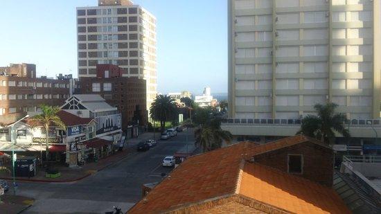 Romimar Hotel : desde la ventana