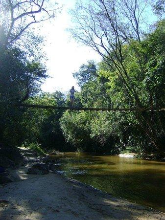Areia que Canta: Rio Tamanduá