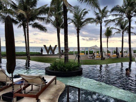 W Bali - Seminyak : Best Hotel In Bali