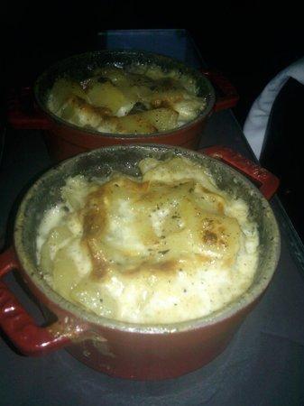 quatre B: Gratin de pommes de terre