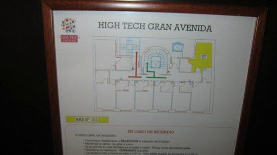 Hotel Avenida Gran Via : Antiguo nombre del hotel?
