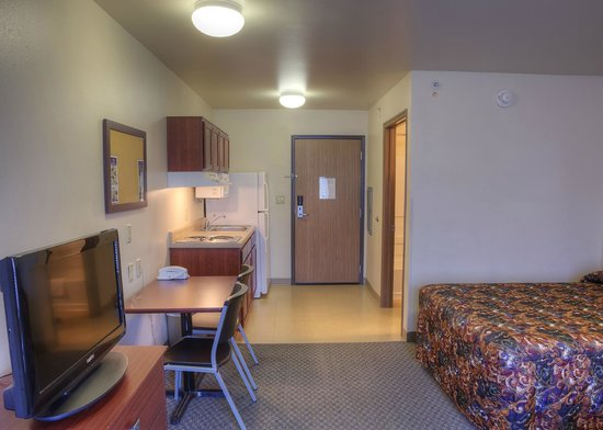 Value Place Topeka : Room View