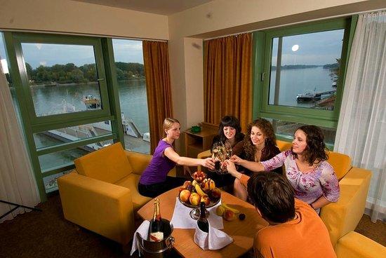 Szent Janos Hotel: Superior room feeling