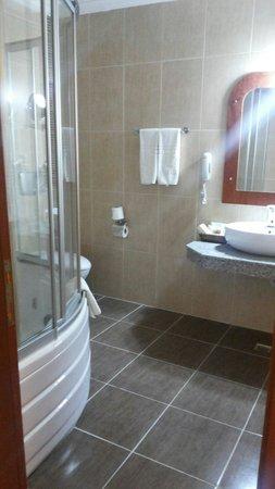 Dinler Hotels – Urgup: Banheiro