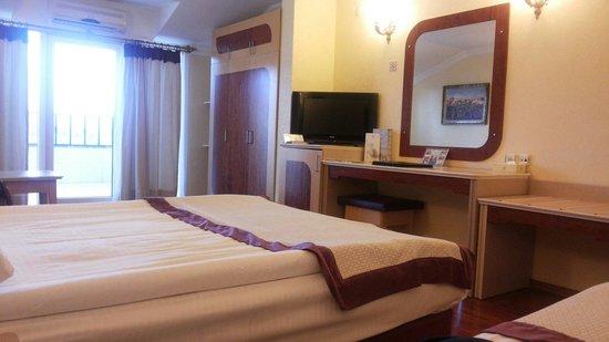 Dinler Hotels – Urgup: Quarto