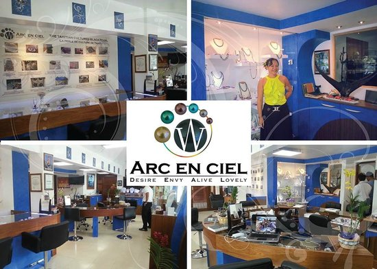 Arc En Ciel Bora-Bora : The best boutique in Bora Bora , just for YOU