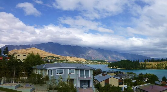 Alexis Queenstown Motor Lodge and Apartments: Part of room 11 view...awesome