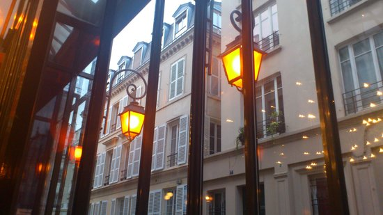 Hotel Windsor Opera: Entrada desde dentro