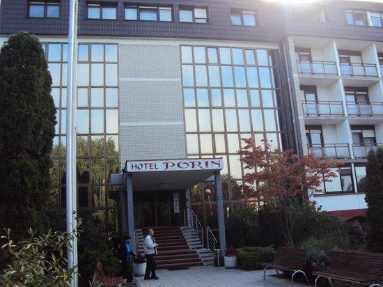 Hotel Porin: здание отеля