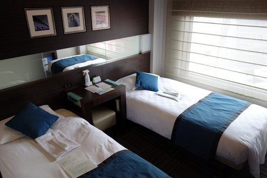 Shinjuku Prince Hotel : room