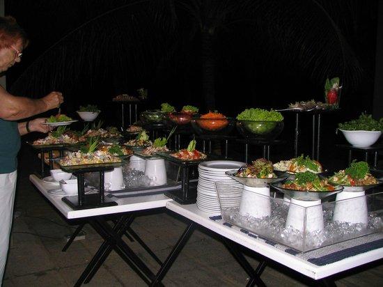 Jetwing Blue : buffet