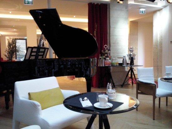 Hotel Le 123 Sebastopol - Astotel: dining