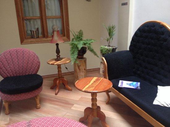 Casa Joaquin Boutique Hotel: Lobby