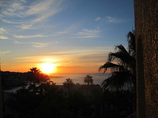 Misiones del Cabo : sunrise