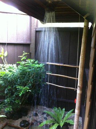 Shantaa Koh Kood : Regndurchen