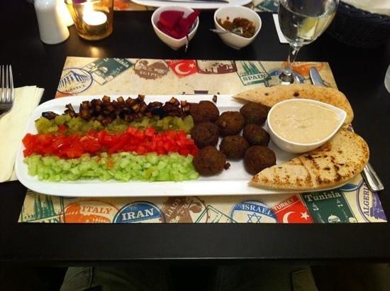 Gostijo : Falafel well served
