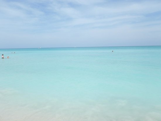 Blau Varadero Hotel Cuba: plage magnifique