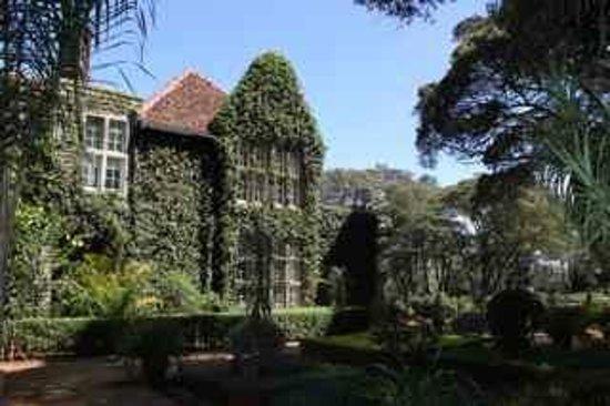 Giraffe Manor : The house