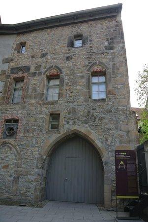Alte Synagoge: Synagoge Fassade