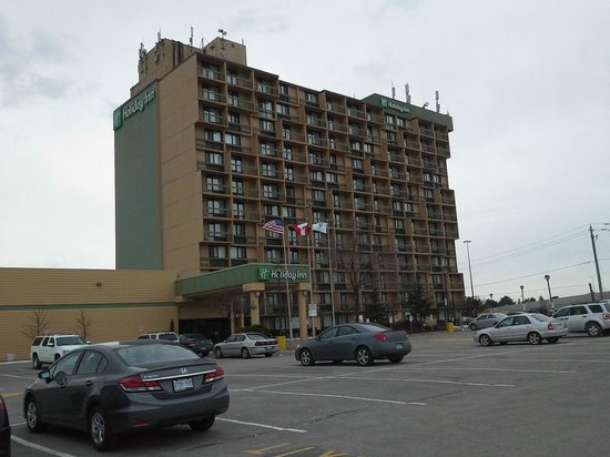 Holiday Inn Toronto Yorkdale: hotel