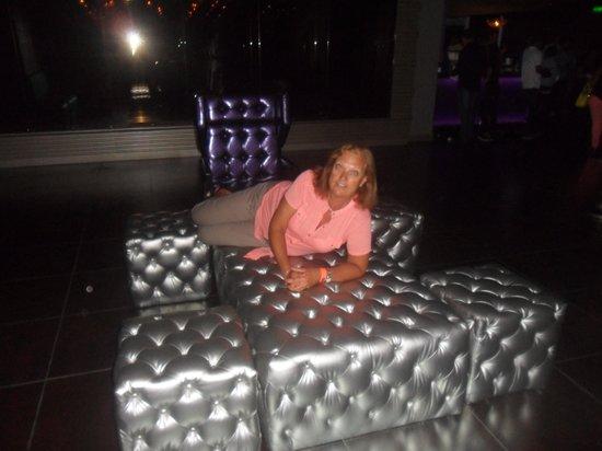 Hard Rock Hotel Panama Megapolis: Exelente estilo y arquitectura