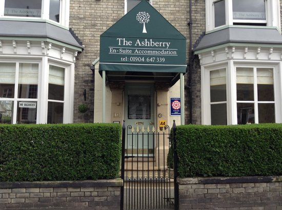 ‪The Ashberry B&B‬