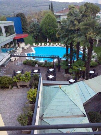 Villa Nicolli Romantic Resort: Aussenanlage